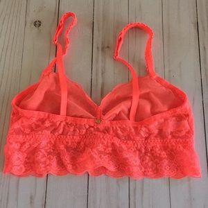 bc613dca01 PINK Victoria s Secret Tops - PINK Victoria s Secret Lace Bralette M
